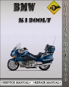 1999 Bmw K1200lt Factory Service Repair Manual
