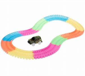 Twister Trax 6ft Glow in the Dark Accessory Set with Light