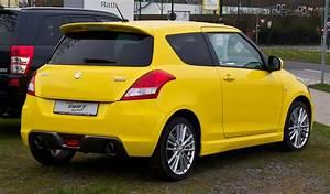Suzuki Swift Sport Interior 2013