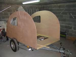 Fabriquer Mini Caravane : construction d une teardrop bretonne ~ Melissatoandfro.com Idées de Décoration