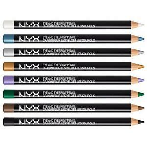 nyx slim long lasting matte shimmer eyeliner pencil
