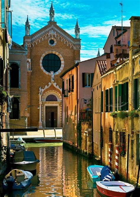 33 Best Images About Canals Of Venice Italy On Pinterest