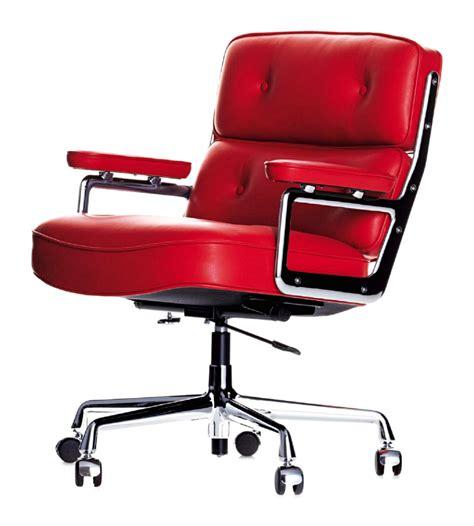 chaise de bureau vitra vitra lobby chair es 104 by charles eames 1960