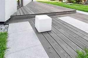 Wpc Terrassendielen Grau : terrassendielen kwp baumarkt ~ Watch28wear.com Haus und Dekorationen