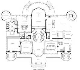 mansion plans a hotr reader s revised floor plans to a 17 000 square foot mansion homes of the rich