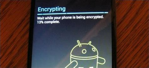 how to encrypt android the security risks of unlocking your android phone s