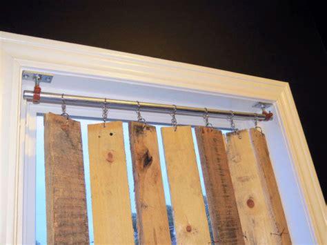 diy pallet wood vertical blinds hometalk