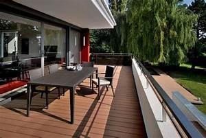 Imperméabilisant Pour Terrasse : balcon terrasse infos et conseils sur les terrasses balcon ~ Premium-room.com Idées de Décoration