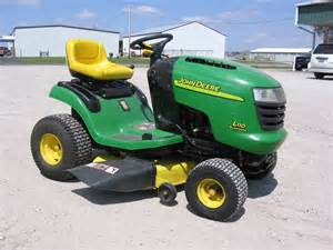 deere l110 mower deck belt l110 deere lawn mowers