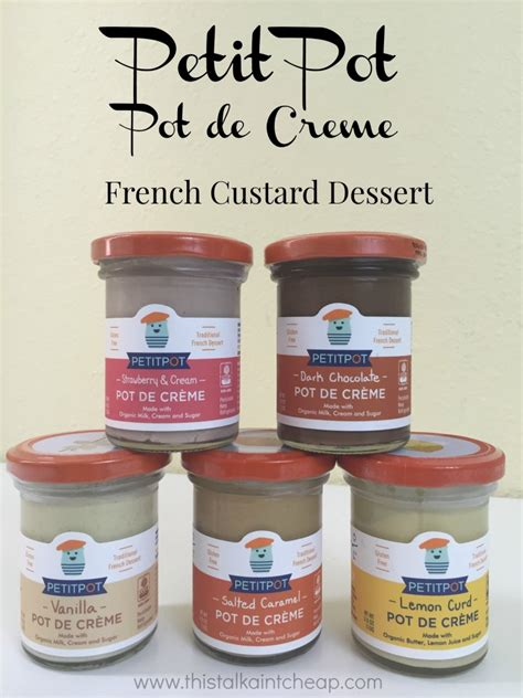 all the goodness with petit pot