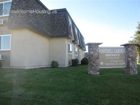 Foothill Gardens by Foothill Garden Apartments 1770 N Lompa Carson