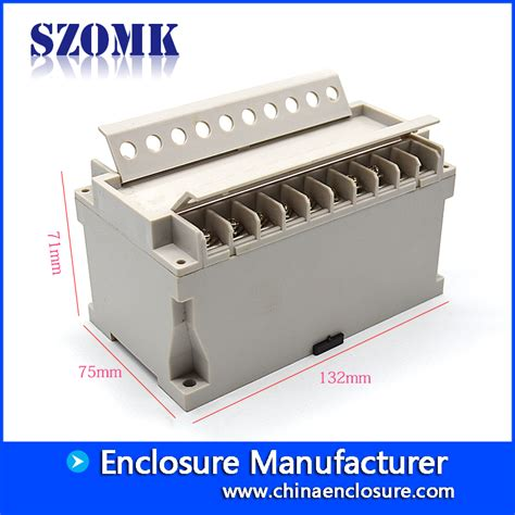 enclosure di plastica per pcb szomk box di progetto su