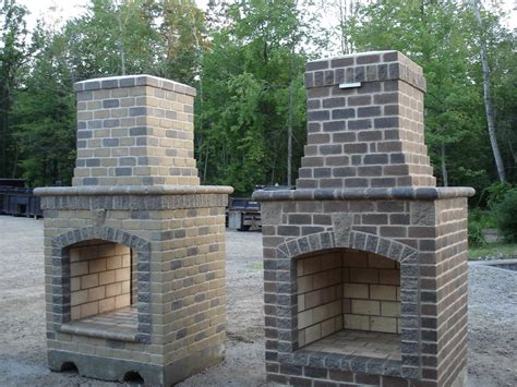 outdoor pit chimney pit design ideas