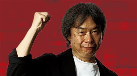 Curiosidades de Shigeru Miyamoto, autor de Super Mario ...