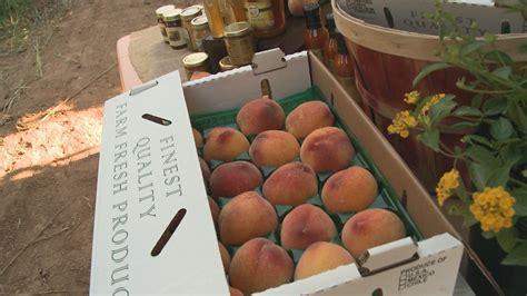 News Annual Peach Festival Kicks Off This Weekend