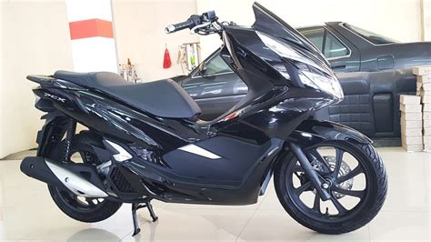 2018 New Honda Pcx 150 Black