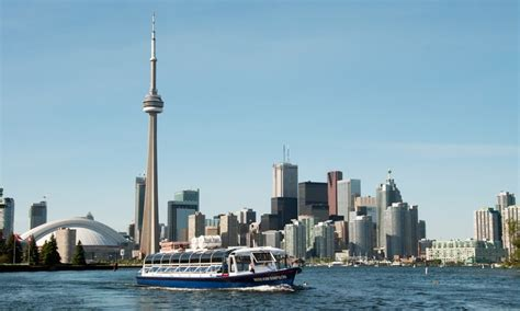Boat Tour Groupon by Harbour Boat Tour Toronto Harbour Tours Groupon