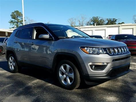 New 2018 Jeep Compass Latitude Sport Utility In Beaufort