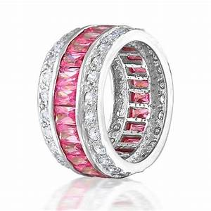 18 best images about bling sparkle on pinterest With pink and silver wedding rings