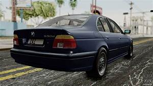 Bmw 530d E39 1999 Stock For Gta San Andreas