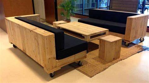 canapé avec des palettes 40 creative diy pallet furniture ideas 2017 cheap