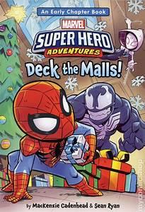 Comic books in 'Marvel Super Hero Adventures'