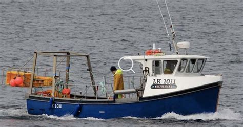 Creel Fishing Boats For Sale Uk by Creeler Collides With Underwater Object Shetland News