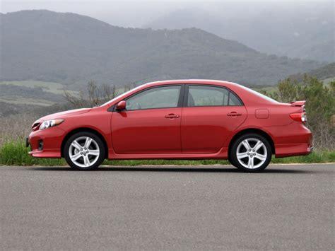 Mpg Toyota Corolla by 2013 Toyota Corolla Mpg
