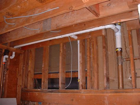 simple vent pipe  kitchen sink  kitchen vent