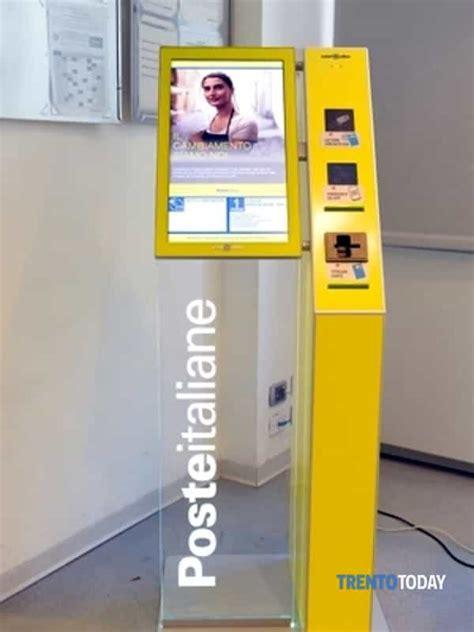 Ufficio Postale Trento - trento alle poste di via muredei 232 disponibile il nuovo