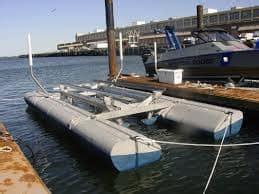 Vertical Boat Lift Cable Routing by History Of Boat Lifts