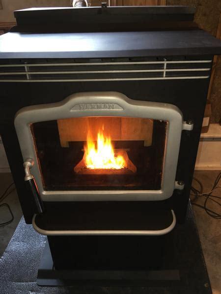 harman p wood pellet stove  btus pellet stove master
