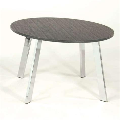 table cuisine ovale table de cuisine ovale en stratifié elias 4 pieds tables chaises et tabourets