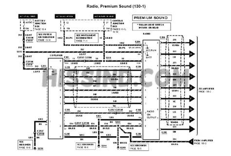 Mustang Factory Radio Diagram Upgrade Stereo