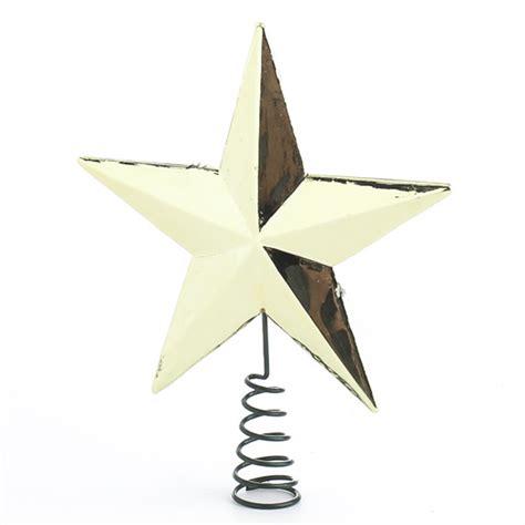 small christmas tree topper miniature metallic gold tree topper christmas 7829