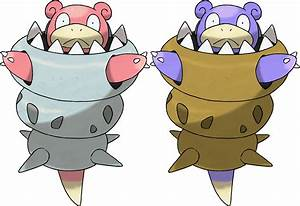 Mega Slowbro by KrocF4 on DeviantArt