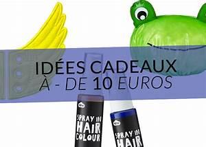Idée Cadeau Moins De 5 Euros : id es cadeaux moins de 10 euros color mania ~ Melissatoandfro.com Idées de Décoration