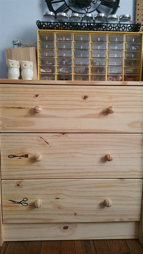 Temporary Drawers by Tattooed Craft Supply Drawers 183 How To Make A Drawer