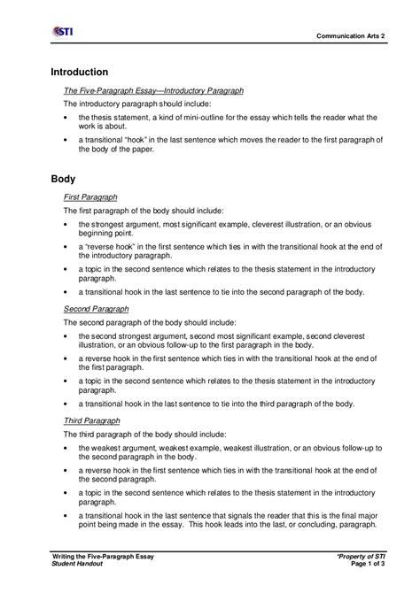 essay sentence outline dako group
