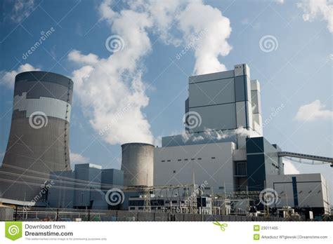 Baza noclegowa z polski i zagranicy: Power station in Belchatow stock image. Image of power - 23011405