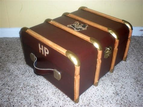 Harry Potter Craft Trunk  We Know How To Do It