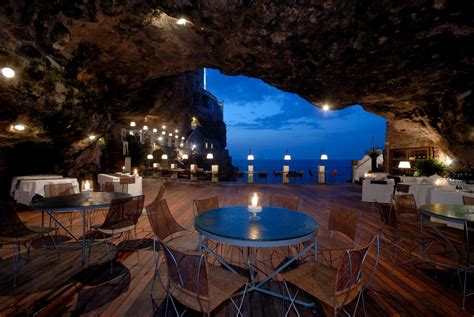 10 Spectacular Hotels That Make Us Say Wow by Grotta Palazzese Italy Interior Design Ideas