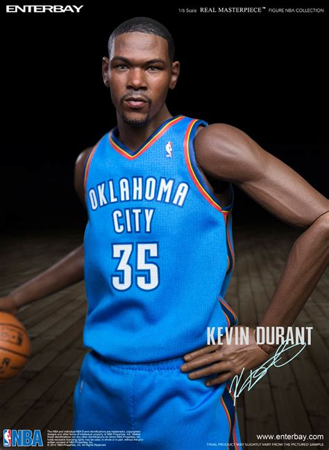nba collection kevin durant real masterpiece  action