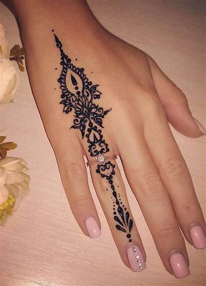 Henna Tattoo Tattoos Cool Mehndi Tatuajes Simple