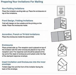 A simple guide to assembling your wedding invitations for Easy diy wedding invitations instructions