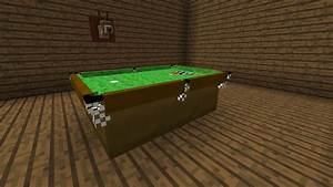PDF Plans How To Build A Pool Table In Minecraft Download