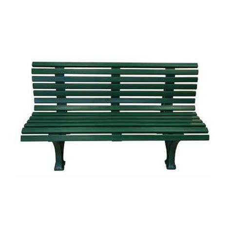 canapé résine tressée pas cher banc de jardin vert en résine pvc modèle neptune l 150 x