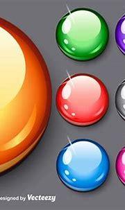 Vector Glossy Spheres Set 113959 Vector Art at Vecteezy