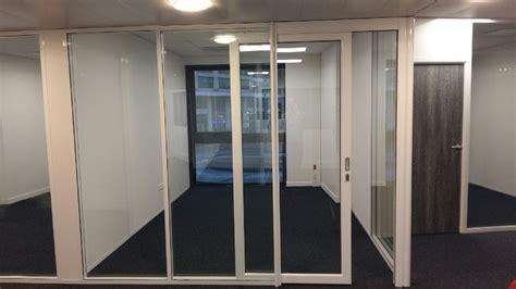 porte vitrée coulissante cloison vitre coulissante best faire une cloison avec