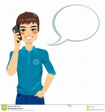 Speaking Phone Clipart Using Bubble Mobile Telefono